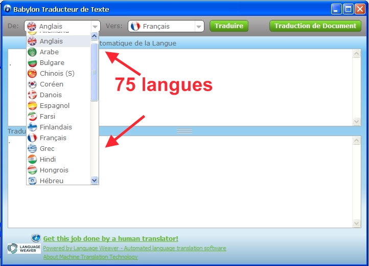 freeware archive  telecharger dictionnaire francais arab